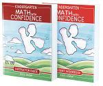 Kindergarten Math with Confidence Bundle