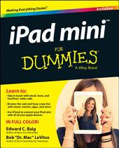 iPad mini For Dummies: Edition 3