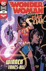 Wonder Woman (2016-) #769