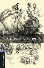 Gulliver's Travels Level 4 Oxford Bookworms Library: Edition 3