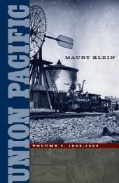 Union Pacific: 1862 - 1893