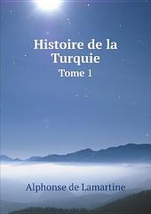 Histoire de la Turquie: Volumes1à5
