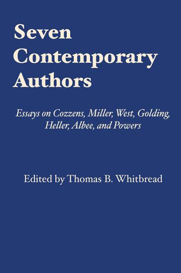 Seven Contemporary Authors PDF