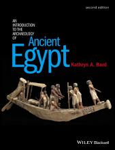 An Introduction to the Archaeology of Ancient Egypt PDF