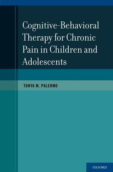CBT for Chronic Pain in Children and Adolescents PDF