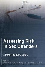 Assessing Risk in Sex Offenders