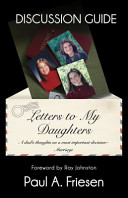 Letters to My Daughters PDF
