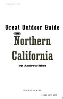 Frommer s Great Outdoor Guide to Northern California PDF