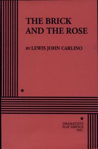 The Brick and the Rose Book