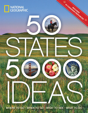 50 States  5 000 Ideas