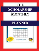 The Scholarship Monthly Planner