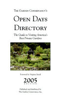 The Garden Conservancy's Open Days Directory