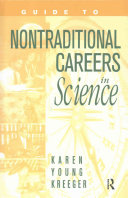 Guide to Non Traditional Careers in Science PDF
