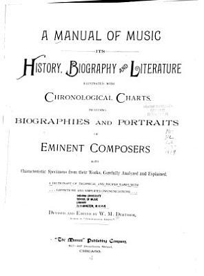 A Manual of Music PDF