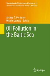 Oil Pollution in the Baltic Sea