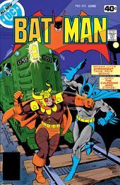 Batman (1940-2011) #312