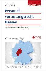 Personalvertretungsrecht Hessen