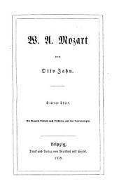 W. A. Mozart: Band 3