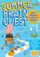 Summer Brain Quest  Between Grades 4   5 PDF