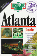 Download The Insiders  Guide to Atlanta Book