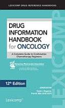 Drug Information Handbook for Oncology PDF
