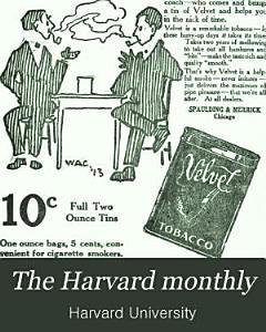 The Harvard Monthly PDF