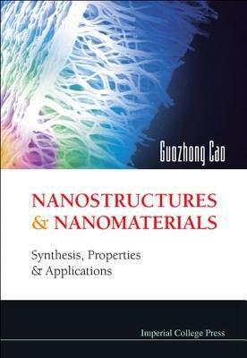 Nanostructures   Nanomaterials PDF