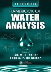 Handbook of Water Analysis, Third Edition: Edition 3