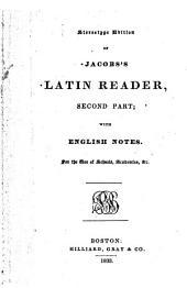 Latin Reader ...