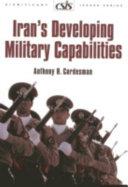 Iran s Developing Military Capabilities