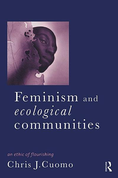 Download Feminism and Ecological Communities Book