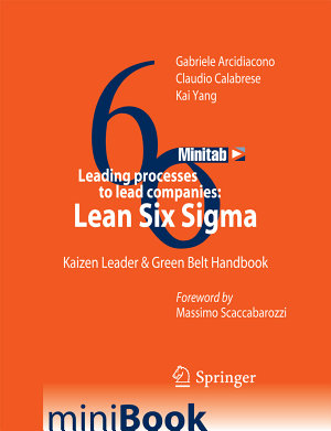 Leading processes to lead companies  Lean Six Sigma