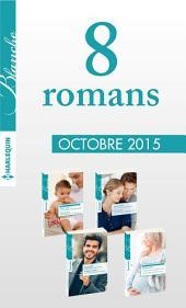 8 romans inédits Blanche (no1238 à 1241 - Octobre 2015)