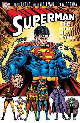 Superman  The Man of Steel Vol  5