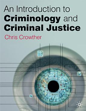 An Introduction to Criminology and Criminal Justice PDF