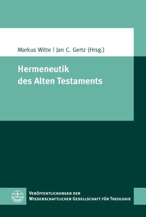 Hermeneutik des Alten Testaments PDF