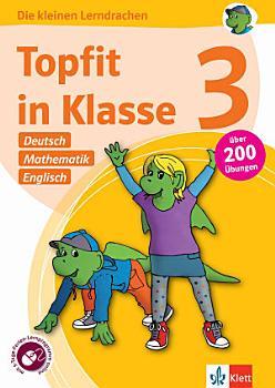 Topfit in Klasse 3   Deutsch  Mathematik und Englisch    bungsbuch PDF