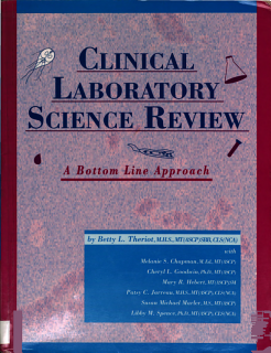 Clinical Laboratory Science Review Book