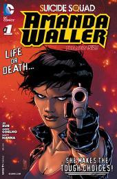 Suicide Squad: Amanda Waller (2014-) #1