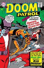 Doom Patrol (1964-) #108