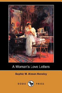 A Woman's Love Letters