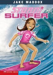 Jake Maddox Girl: Storm Surfer