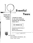 10 Eventful Years