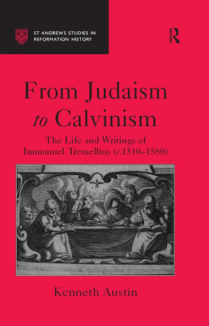 From Judaism to Calvinism
