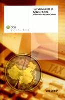 Tax Compliance in Greater China PDF