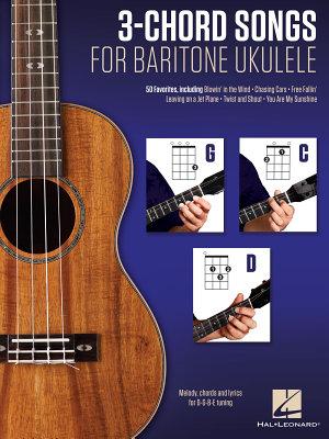 3 Chord Songs for Baritone Ukulele  G C D  PDF