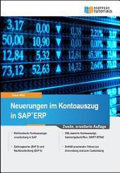 Neuerungen im Kontoauszug in SAP ERP