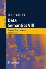 Journal on Data Semantics VIII