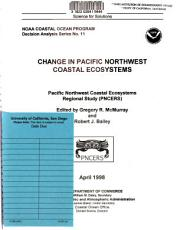 Change in Pacific Northwest Coastal Ecosystems PDF