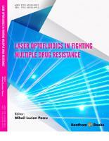 Laser Optofluidics in Fighting Multiple Drug Resistance PDF